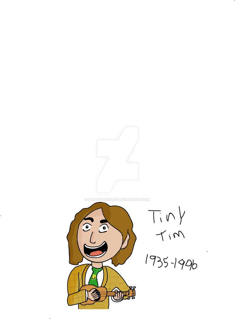 Tiny Tim by AnnonymousVigilante