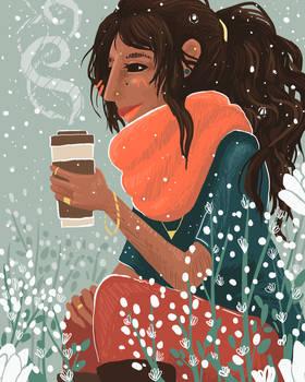 Spring Coffee Love