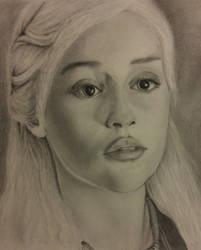 Daenerys by artfreak001