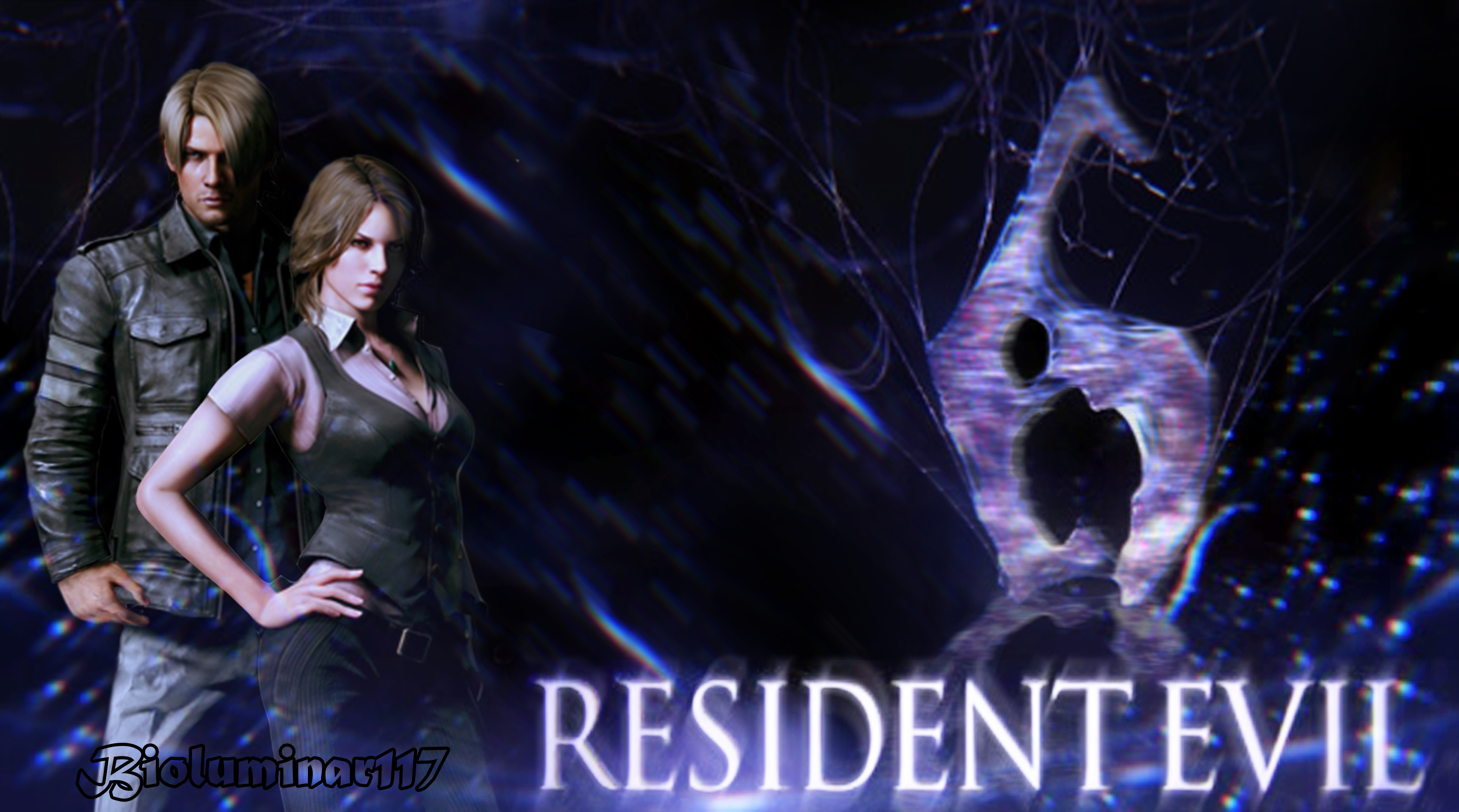 Resident Evil 6 Wallpaper By Bioluminar117