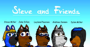 Steve and Friends