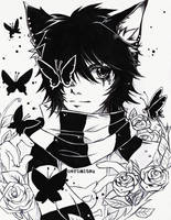 [Inktober #01] Memories by NeriMitsu