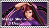 Manga Studio 5 User Stamp by NatashaTheQueen