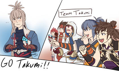 GO TAKUMI