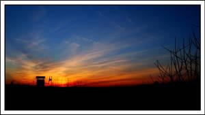 Sunset I by effpunkt