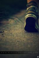 walk away by effpunkt