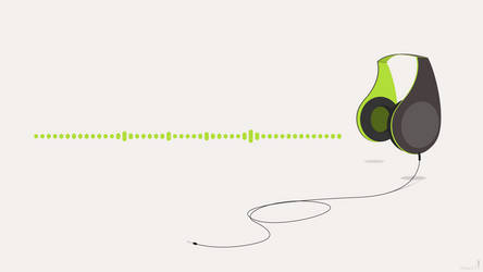 Headphones - Music by Patan77xD