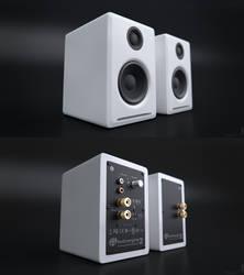 Audioengine A2 by Patan77xD