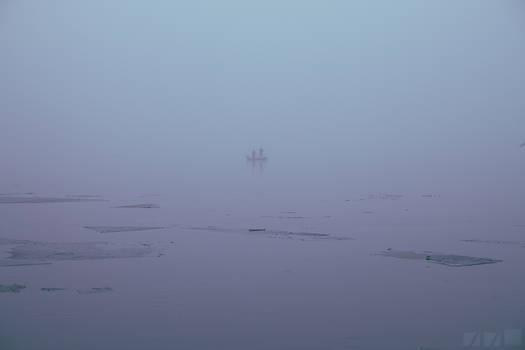 Fishing In The Fog by Patan77xD