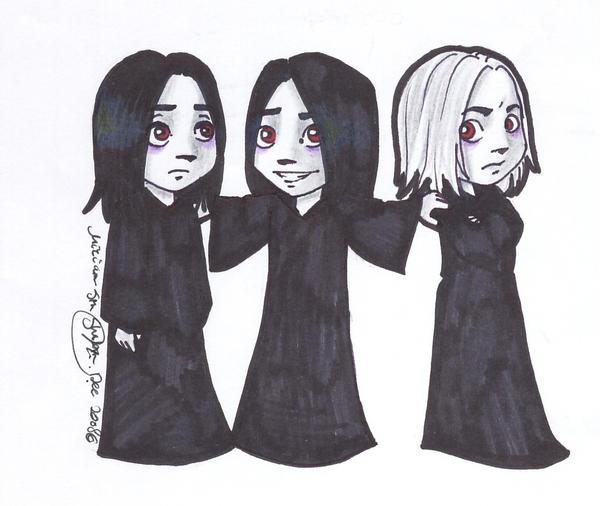 the Volturi by miriamartist