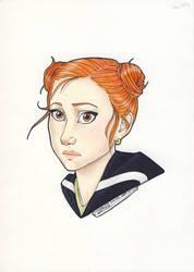 District 5 Tribute: Foxface by miriamartist