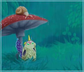 Raindrop Faerie