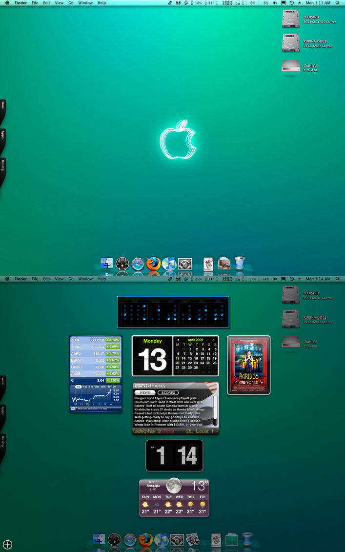 Mac Screen Shot 2 By Rubina119 On DeviantArt