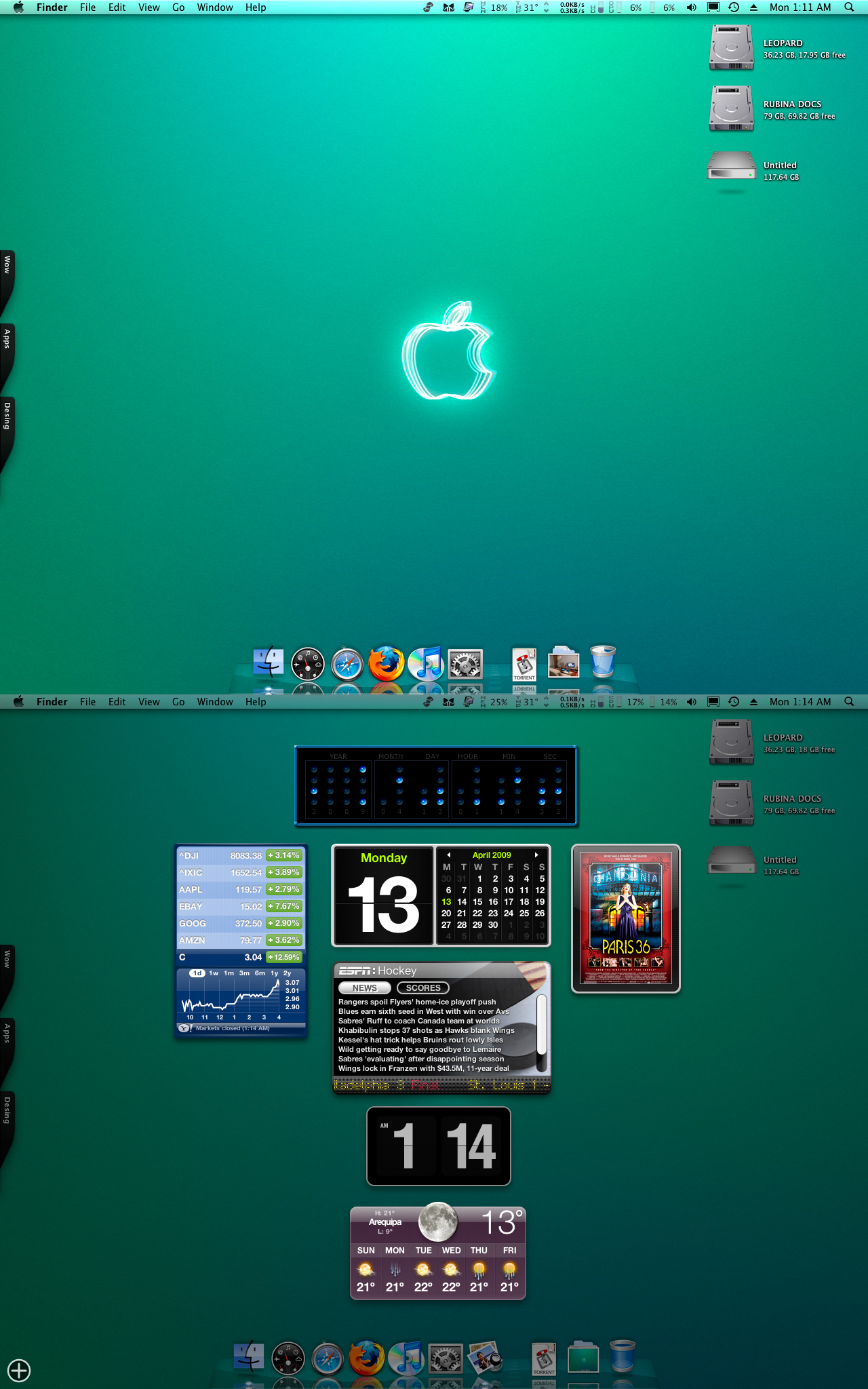 Mac Screen Shot 2 by rubina119