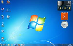 Windows 7 Desk