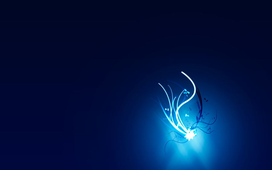 Wilde Blue by rubina119