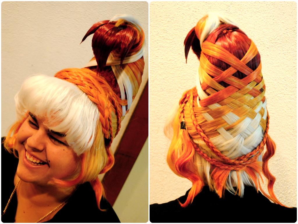 Arda Wigs Iron Wig Round 1 by Phantom-Shadow
