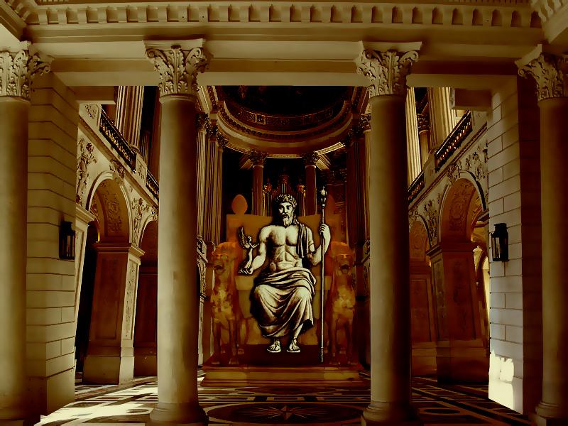 Chryselephantine Statu...