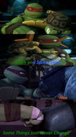 TMNT Raph And Spike/Slash-Some Things Never Change by TheMassEffectFanatic