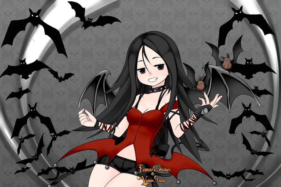 Marceline the Vampier Queen by DNArt93