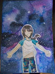 Contest Entry : Child Aster and Outerspace