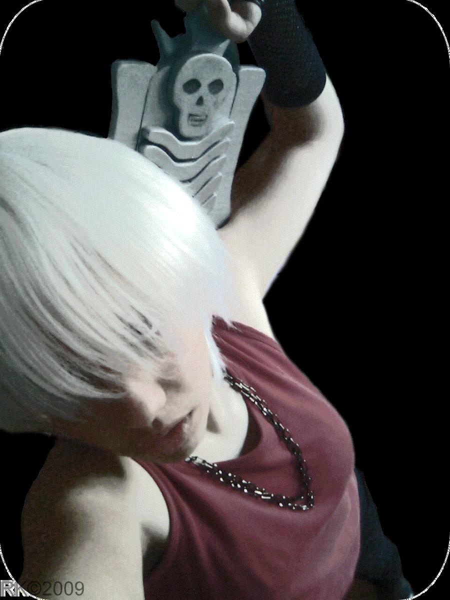 Dante - Halloween cosplay by rorochimaru