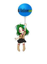 Mitsuki Balloon by SweetyChimp