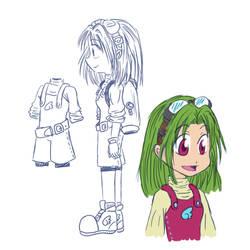 Steampunk Mitsuki by SweetyChimp