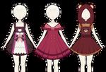 .: {Exports} Random Dresses I :. by Biiiscotti