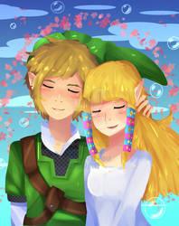 LoZ SS- Childhood Friends