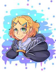 Short Haired Zelda (I'm Sort of Back)