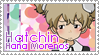 hatchin stamp by YuikoHeartless