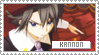 Kannon stamp by YuikoHeartless
