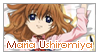 Maria Ushiromiya Stamp 3 by YuikoHeartless