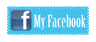 Blue Button: Facebook by YuikoHeartless