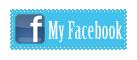 Blue Button: Facebook by YuikoHeartless