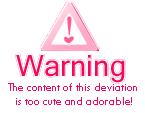 warning pink icon by YuikoHeartless