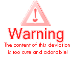 Warning red icon by YuikoHeartless