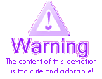 warning purple icon by YuikoHeartless