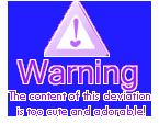 warning purple icon by YuikoHeartless