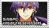 Sinbad Stamp Cop2 by YuikoHeartless