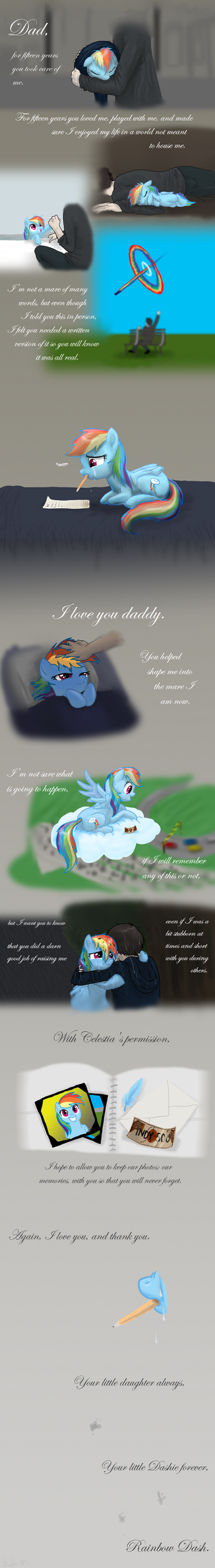 Always Remember by DawnMistPony