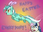 A Lyrabunny Easter