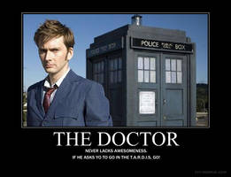 The Doctor by Hidan-Luver
