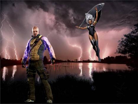 Storm vs Cole MacGarth