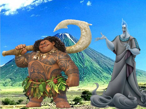 Hades vs Maui