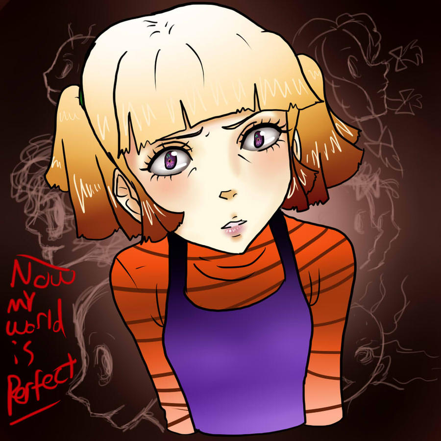 Rugrats Theory Angelica by ImOnShrooms on DeviantArt