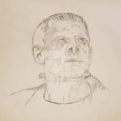 The hope of Frankenstein's monster