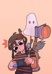 halloween vibe