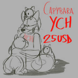 Capybara YCH